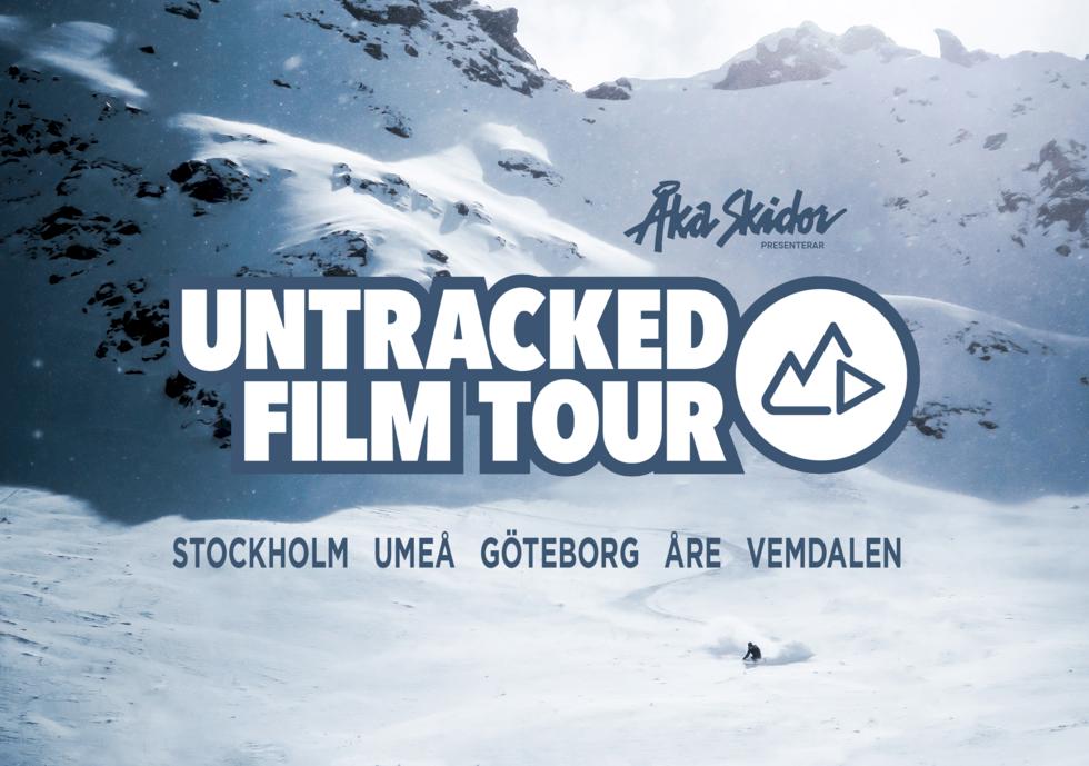 Lavinkurser med Untracked Film Tour
