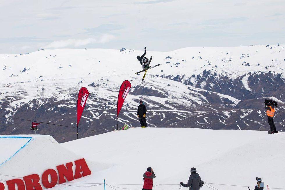 Succédebut för Sveriges nästa OS-hopp