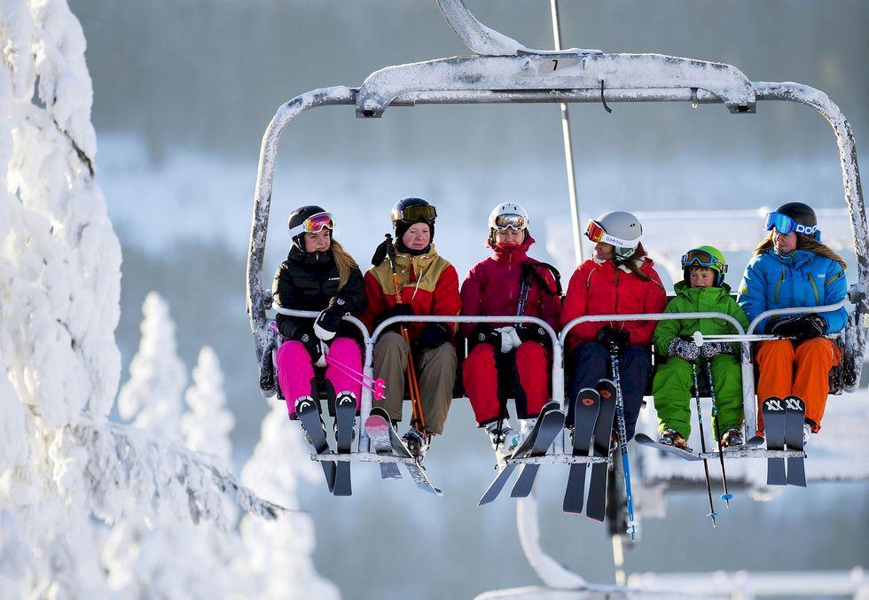 Stort firande när Romme alpin fyller 30 år