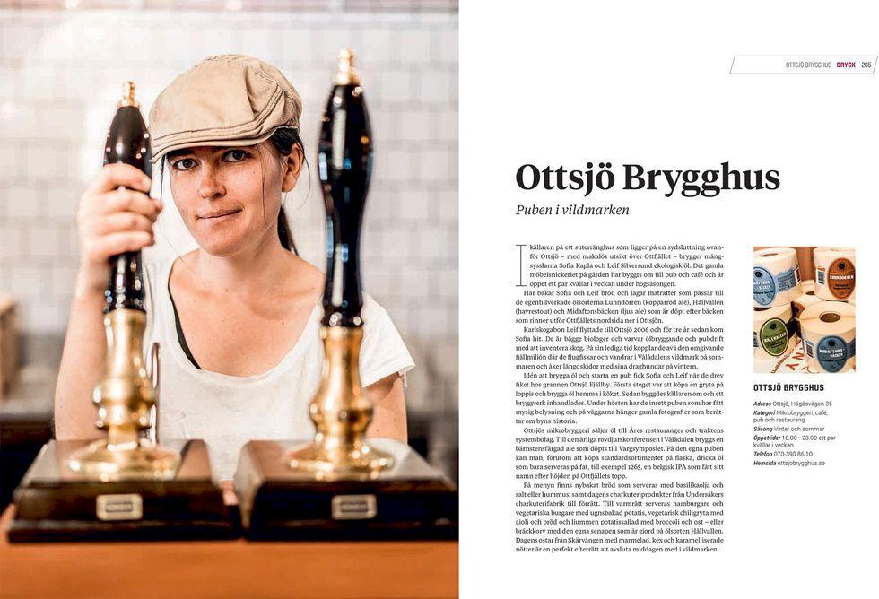 Åka skidor-profil guidar till Åres bästa krogar