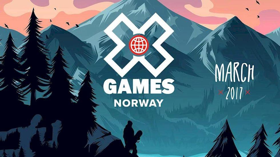 Harlaut och Dahlström klara för X Games i Hafjell 2017