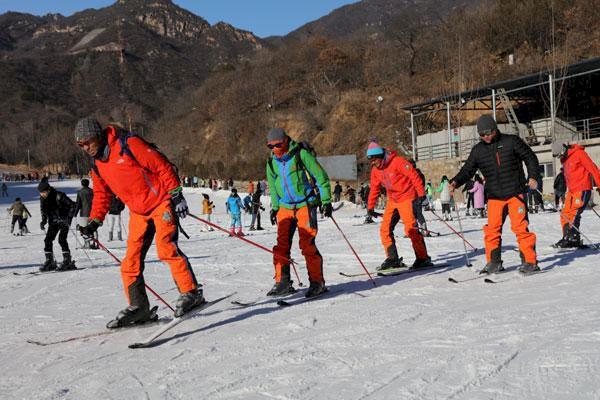 Kina vill bygga världens högst belägna skidort – i Tibet