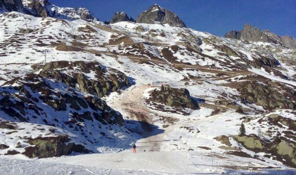 Borgmästarens uppmaning: Lämna snön till turisterna