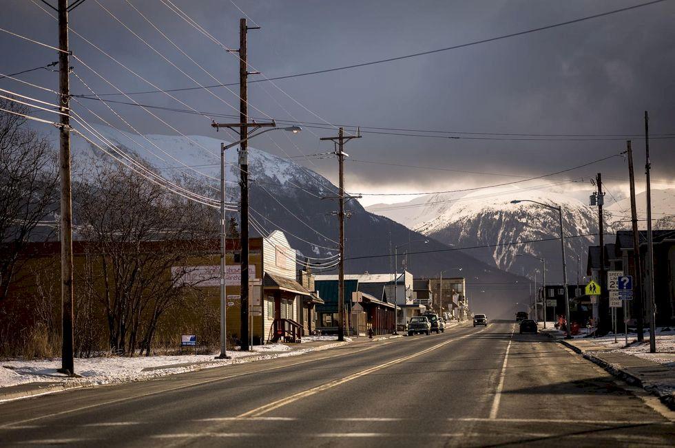 Freeride World Tour intar Alaska