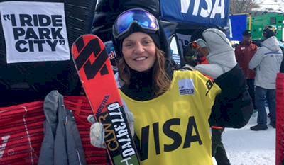 Ny seger för Emma Dahlström