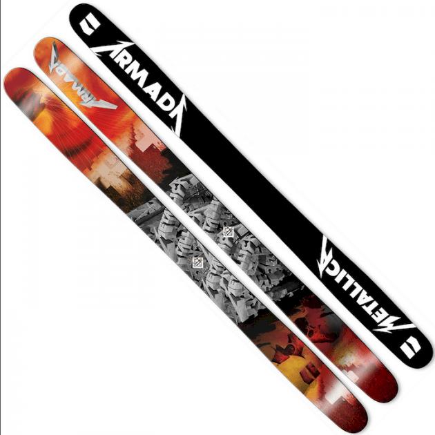 Metallicas nya affärsidé – gör skidrock