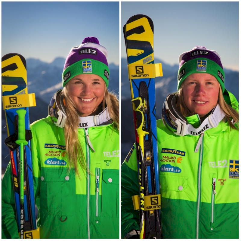 Flera svenskar vidare i skicrossen