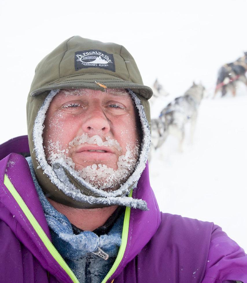 Färdades 125 mil ensam i svenska vildmarken