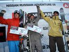 Henrik Windstedt vann Freeride World Tour i Ryssland
