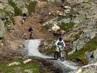Internationell downhilltävling i Åre