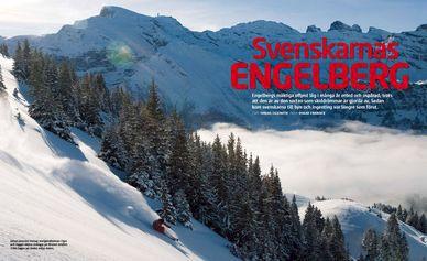 Oktobernumret av Åka Skidor ute nu!