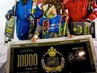 PK Hunder vann hopptävlingen på Stadion