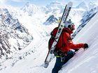 Fredrik Ericsson framme vid K2