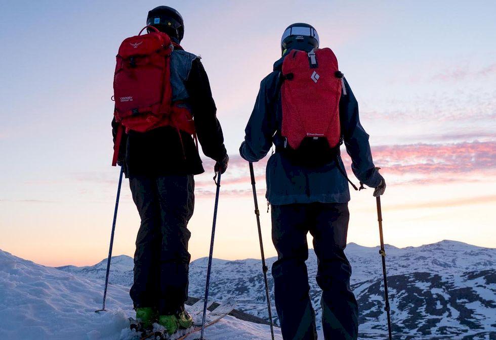 Stort test: 9 mångsidiga skidryggor
