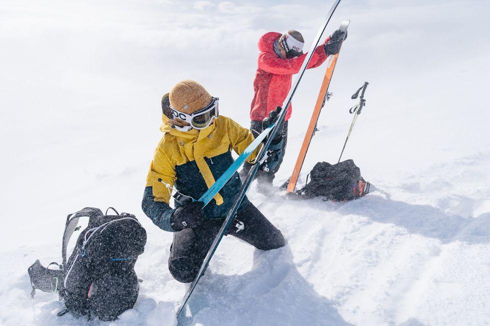 Skidtest 2020: De bästa skidorna för topptur