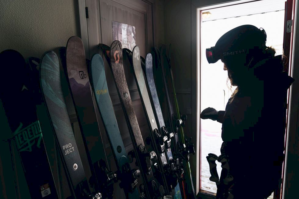 Skidtest 2020: vinterns bästa damskidor