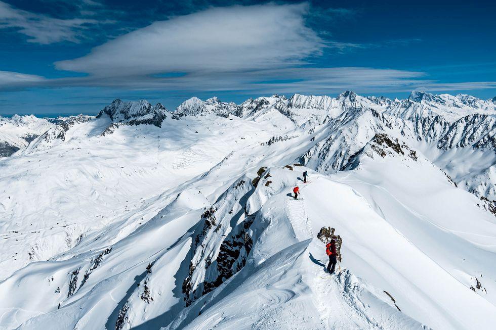 Skidtest 2020: Vinterns bästa Big Mountain-skidor