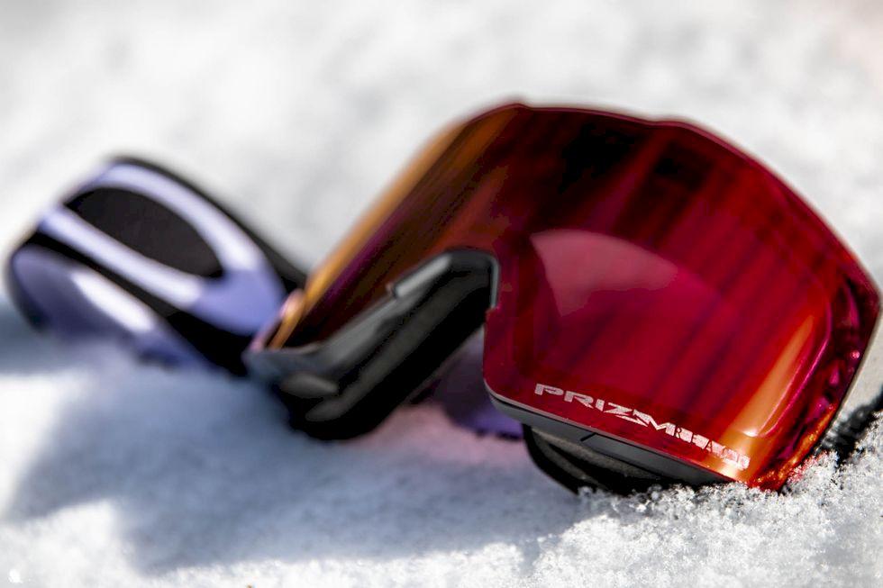 Byt lins med ett klick - Oakley Prizm React