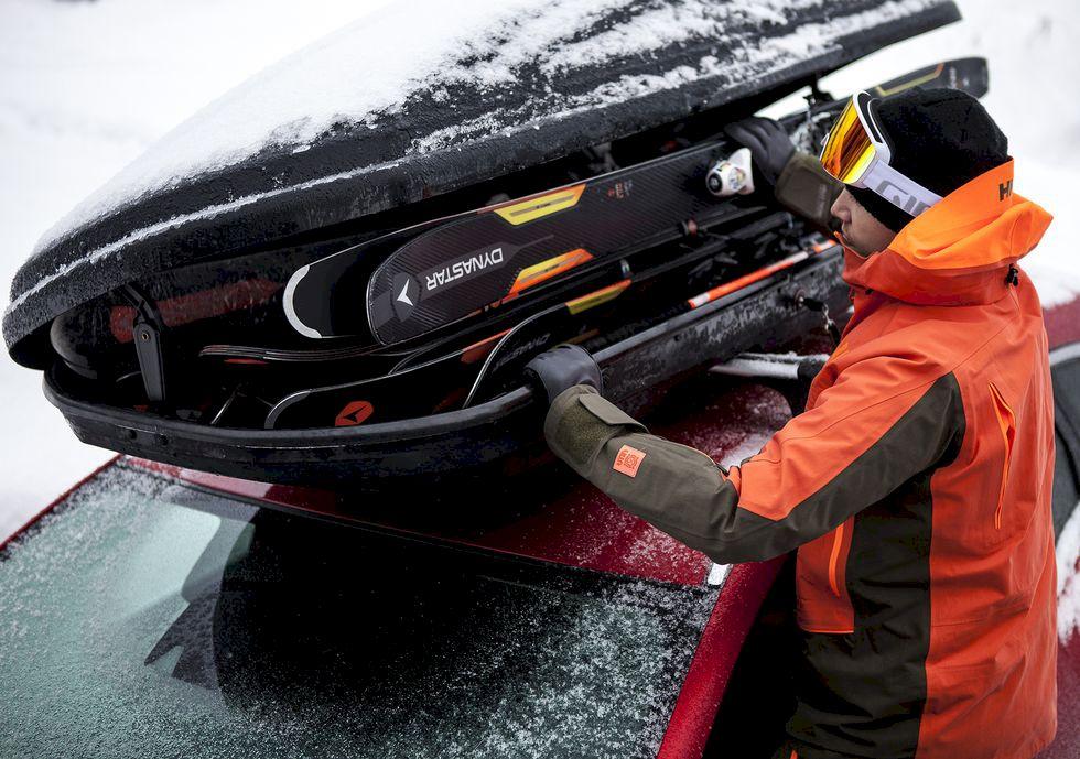 Reine Barkered om konsten att välja rätt skidor