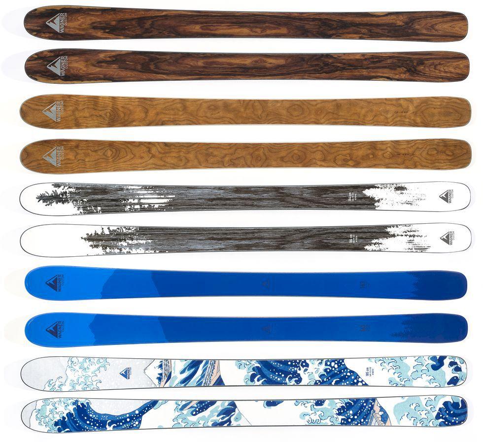 Wagner Skis – 100% custom från Colorado