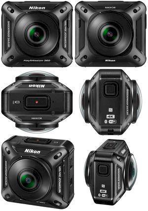 Nikon släpper actionkamera