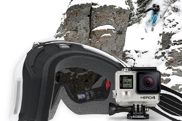 Ny app ansluter din GoPro till dina goggles