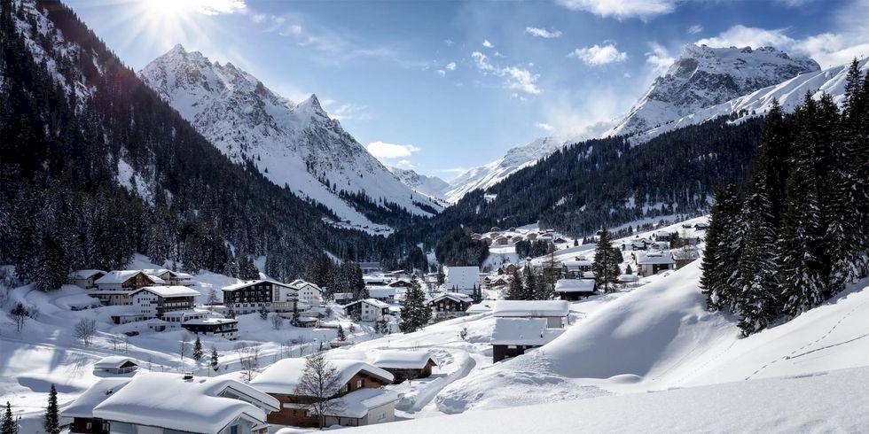 Okända pärlor: Gargellen, Österrike