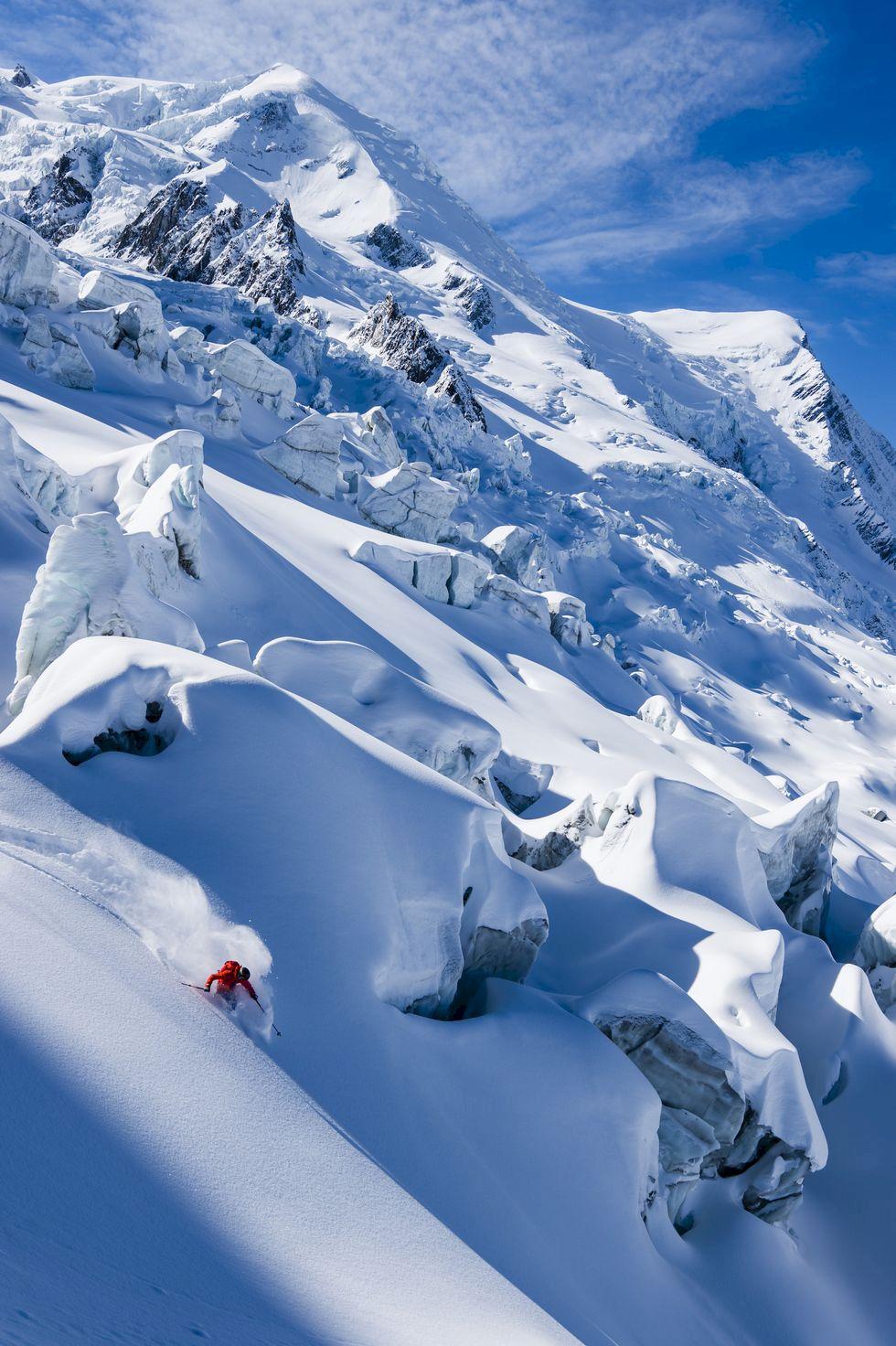 Världens bästa skidåkning: Chamonix