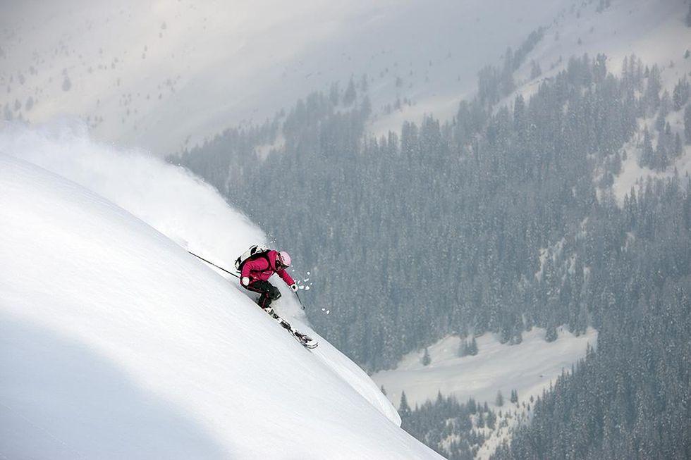 När drömmen blir sann - Davos och Klosters