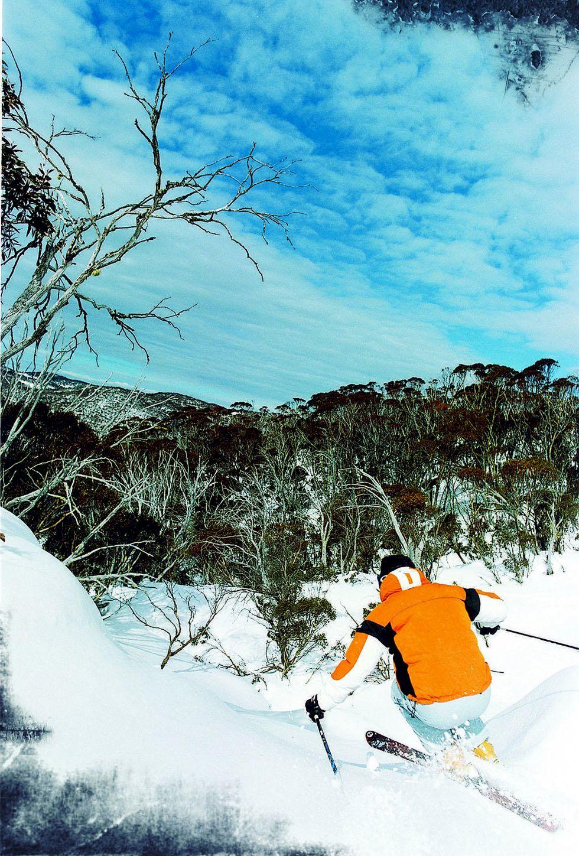 Australiens Sälen - Perisher Ski resort