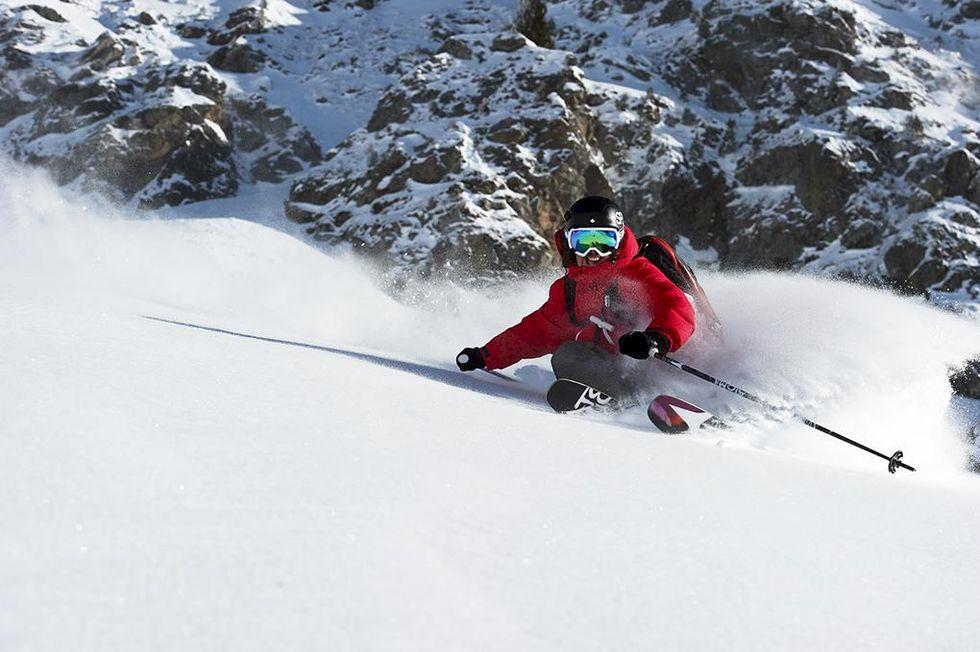 Obertauern – Räddaren i snönöden