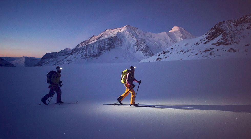 Alpernas alla 82 toppar över 4000 meter