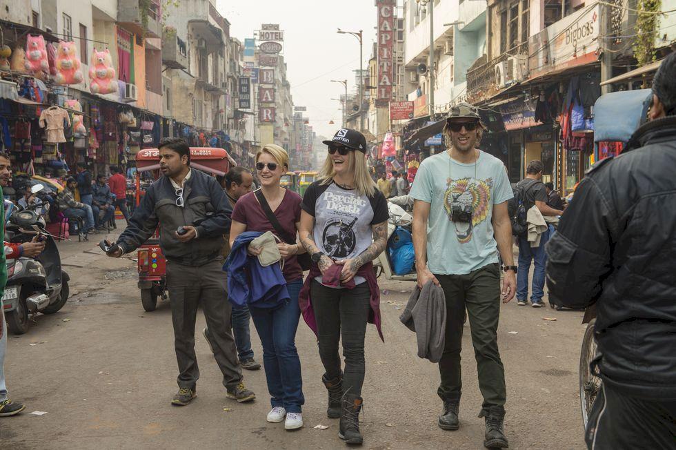 Följ med på en drömresa till Indien