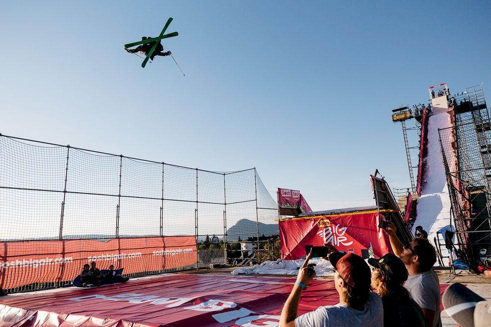 Dags för Big Air & High Five Festival i Annecy