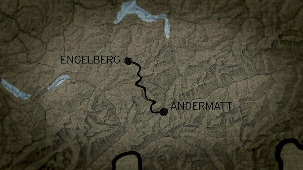 Urner Haute Route – Schweiz finaste topptur