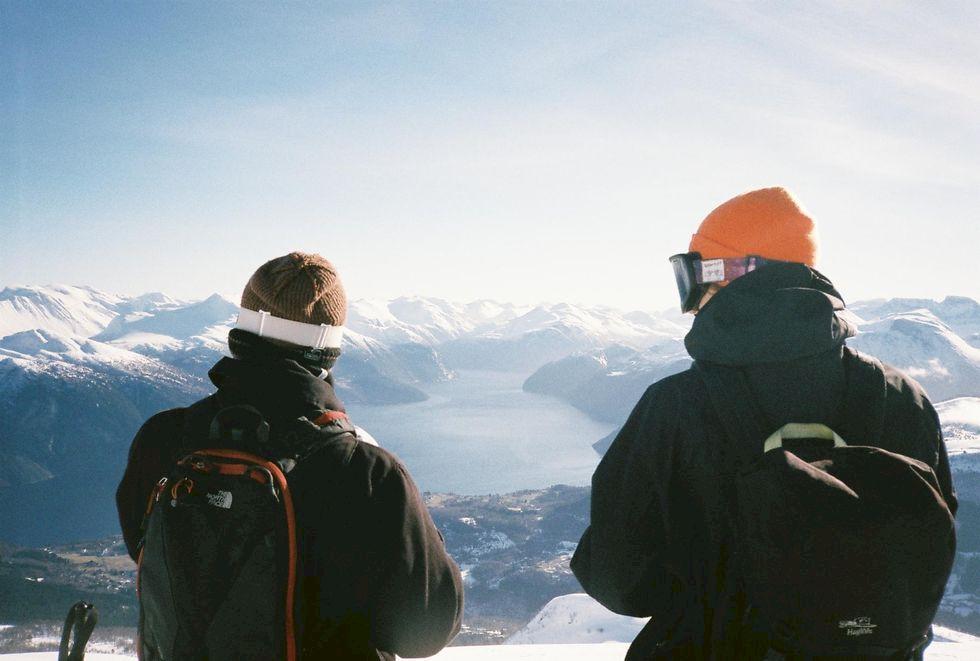 Svensk skidfilm med The Bunch – Finito