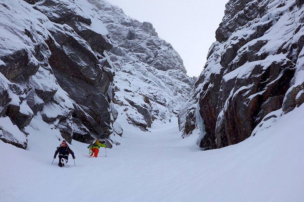 Stora åk på magiska Lofoten