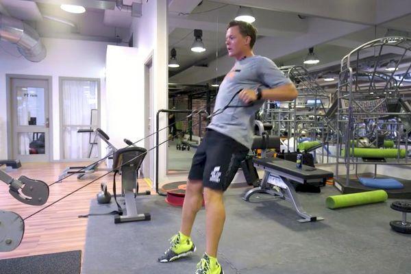 Hargins träningstips: Dragmaskin