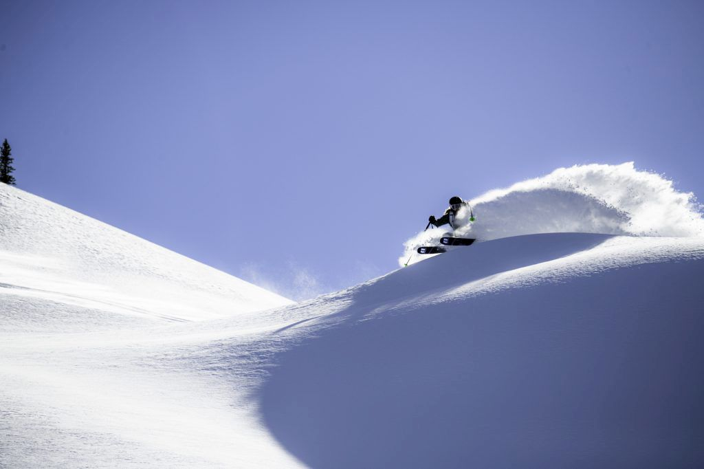 Malou Petersen, Land of Powder Foto: Daniel Stewart