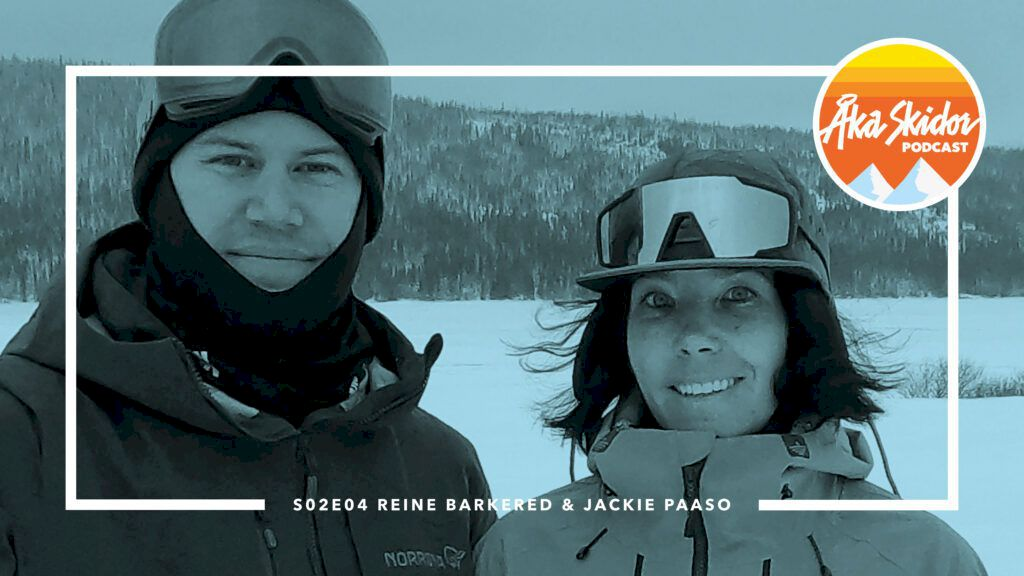 Åka Skidor Podcast, Reinde Barkered & Jackie Paaso