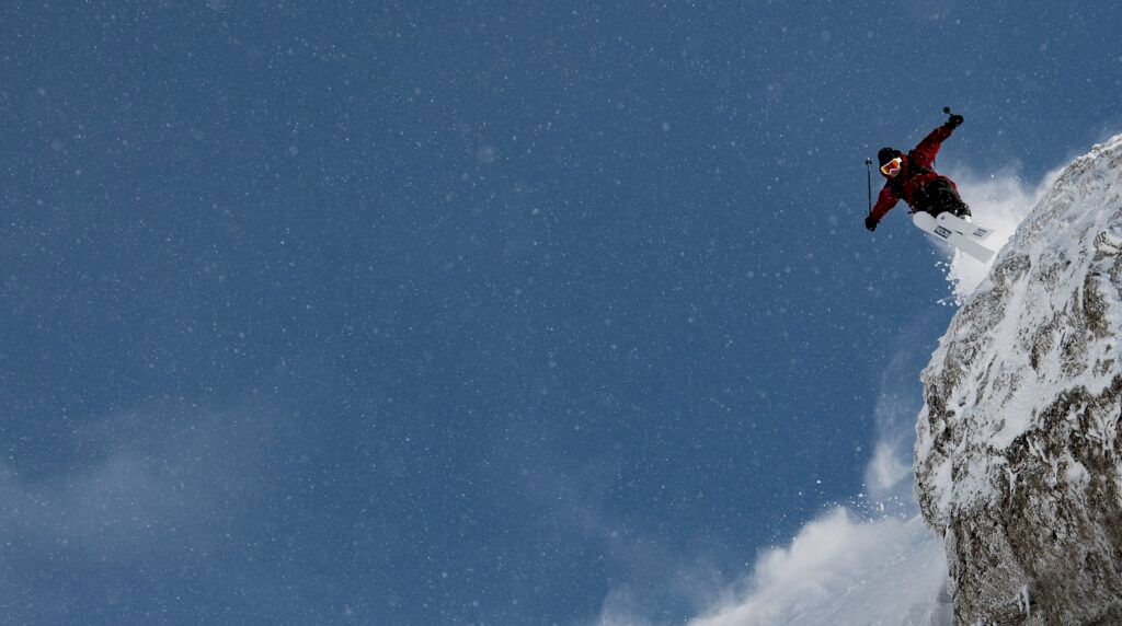 Candide Thovex. Foto: Faction