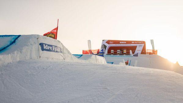 VM i Skicross kommer till Idre. Foto: Svenska Skidförbundet