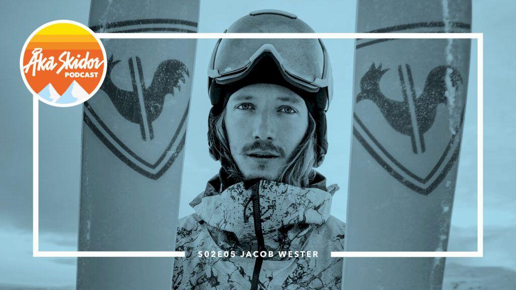 Åka Skidor Podcast Jacob Wester