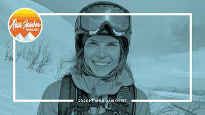 Åka Skidor Podcast med Moa Almqvist.