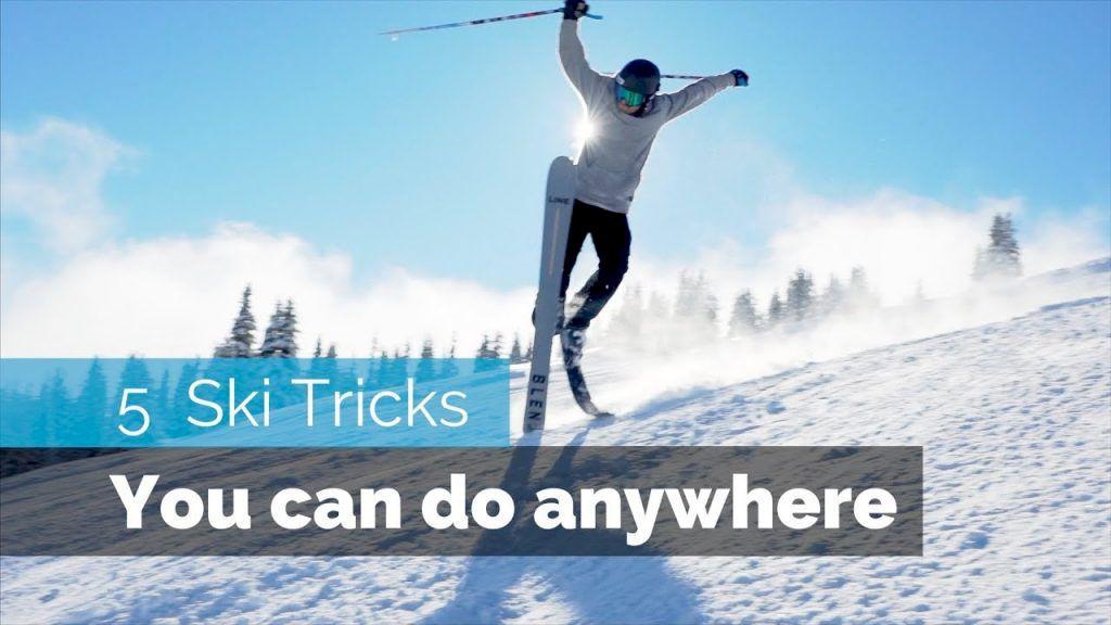 Jans Nyström från Stomp It Tutorials går igenom fem trick som är enkla att lära sig och som du kan göra var som helst. Foto: Stomp It Tutorials